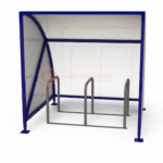 6 Space Original Cycle Shelter