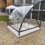 6 Space Original Cycle Shelter Grey