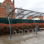 10 Space Chelsea Cycle Shelter
