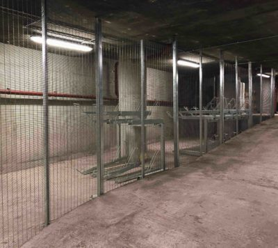 Security Fencing & Partitioning