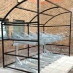 Oxford Two Tier Cycle Shelter