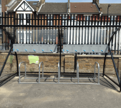 10 Space Original Cycle Shelter