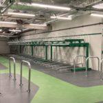 Bike Storage Co. Two Tier Bike Rack