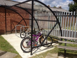 New Cycle Shelters Launched!