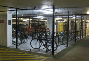 New Product - Mesh Bike Enclosures
