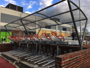 Premium Two Tier Rack Chelsea Shelters - Dover